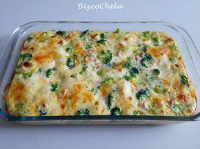 Pastel de brócoli y pavo | Cocina