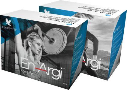 En-Argi daje wsparcie organizmowi, aby utrzymać wysoki poziom energii. Z korzyściami Forever Daily, Forever Bee Pollen, Argi+, FAB i FAB-X En-Argi pomaga utrzymać poziom energii w każdym pracowitym dniu.