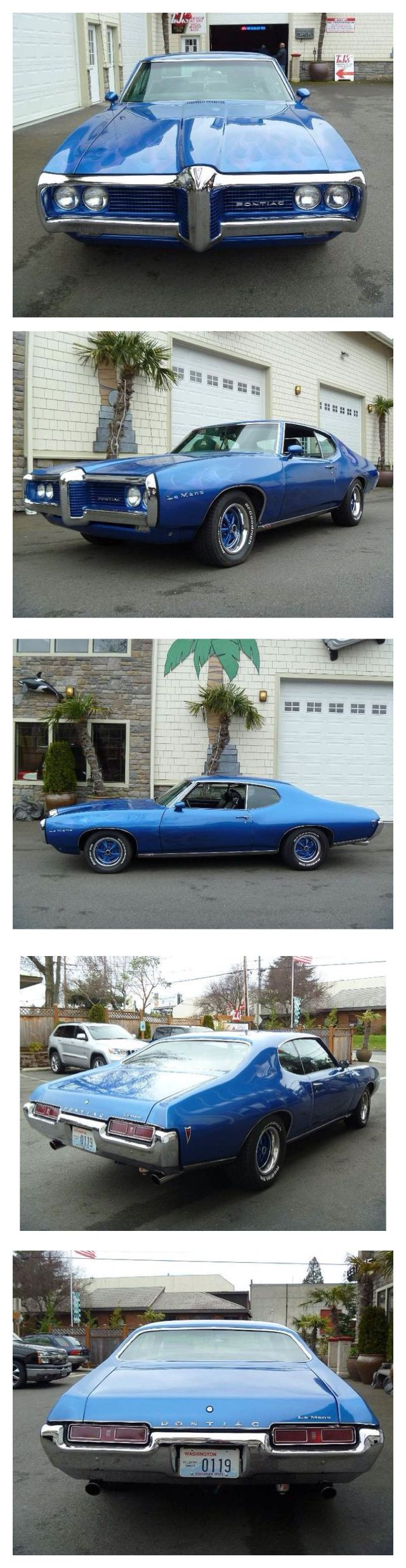 1969 Pontiac Lemans..Re-pin brought to you by agents of #Carinsurance at #HouseofInsurance in Eugene, Oregon