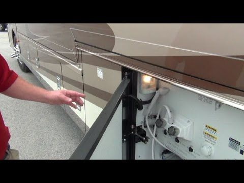 Updated Wall Slide System for 2016 Newmar Motorhomes