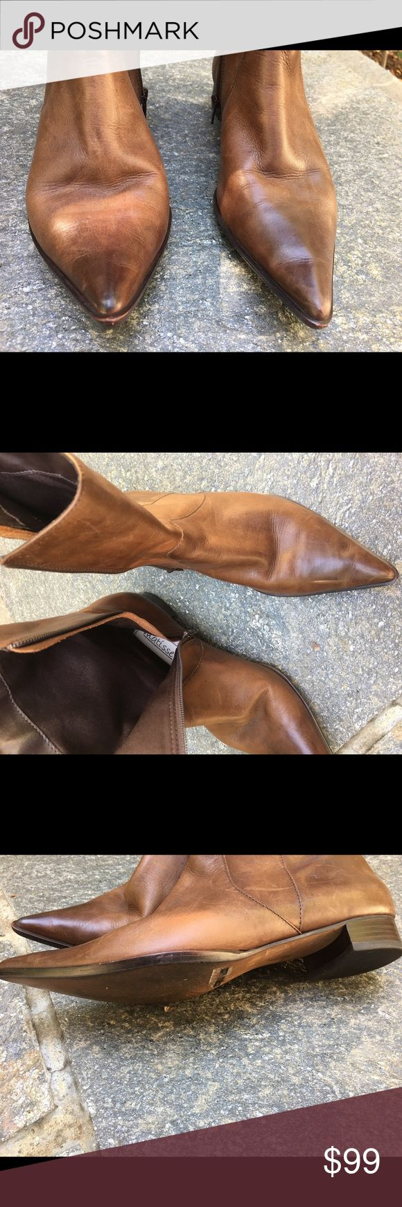 Vintage Matisse boots Real leather made in Brazil. Very good condition. Matisse Shoes Ankle Boots & Booties