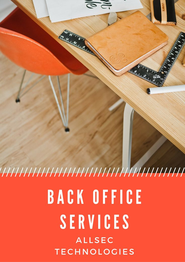 Allsec Technologies are one of the Best  , They help you in Managing your  through their Effective Outsourcing Approach. To know more about their Back Office Support, visit: https://www.allsectech.com/backoffice-solutions