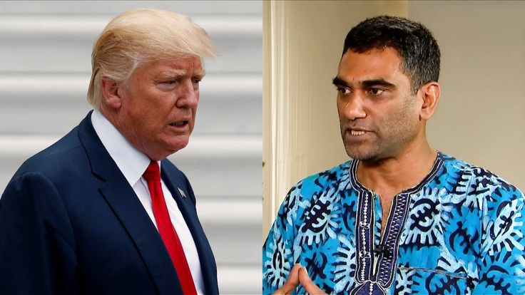 """South African activist Kumi Naidoo joins us at COP23 to discuss the U.S. presence at this year's U.N. climate summit. """"The U.N. cannot continue to pander to the madness that comes out of the Trump administration,"""" Naidoo says, after the U.S. hosted a panel at the conference with a forum pushing coal, gas and nuclear power."""
