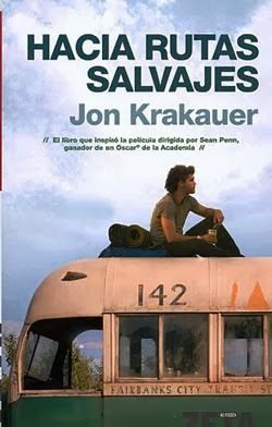 Novela Histórica: Hacia rutas salvajes de Jon Krakauer