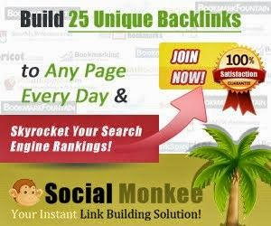 SocialMonkee not on your own allows you to construct free backlinks to your pages, it in addition to allows you to boost your existing backlinks, by building backlinks to your backlinks (Tier 2 Link Building). The network keeps growing, taking into account tallying sites choice all week, for that notes sign taking place now and agree your URLs within the by now few minutes to boost your rankings and acquire the traffic your pages deserve.