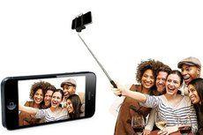 Selfie stick m/u Bluetooth-udløser fra 69,- (spar op til 67%)