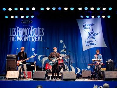 Les FrancoFolies de Montréal