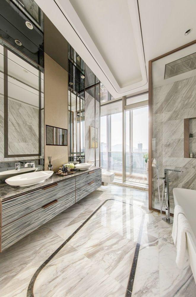 Luxury Bathroom Gold Faucets Elegant Bathrooms Poole A