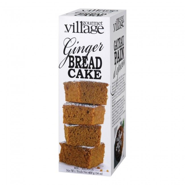 The perfect gift for the cake lover. The Gourmet Du Village Homemade Cake Mix is delicious and easy to prepare, just add an egg, water & oil.