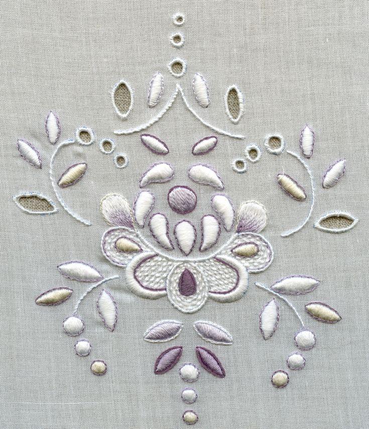 whitework embroidery patterns - Pesquisa Google