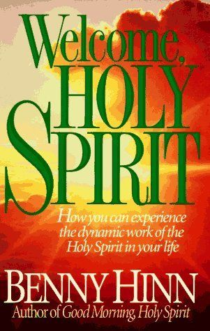 """Benny Hinn: """"The Holy Spirit is separated from God the ..."""
