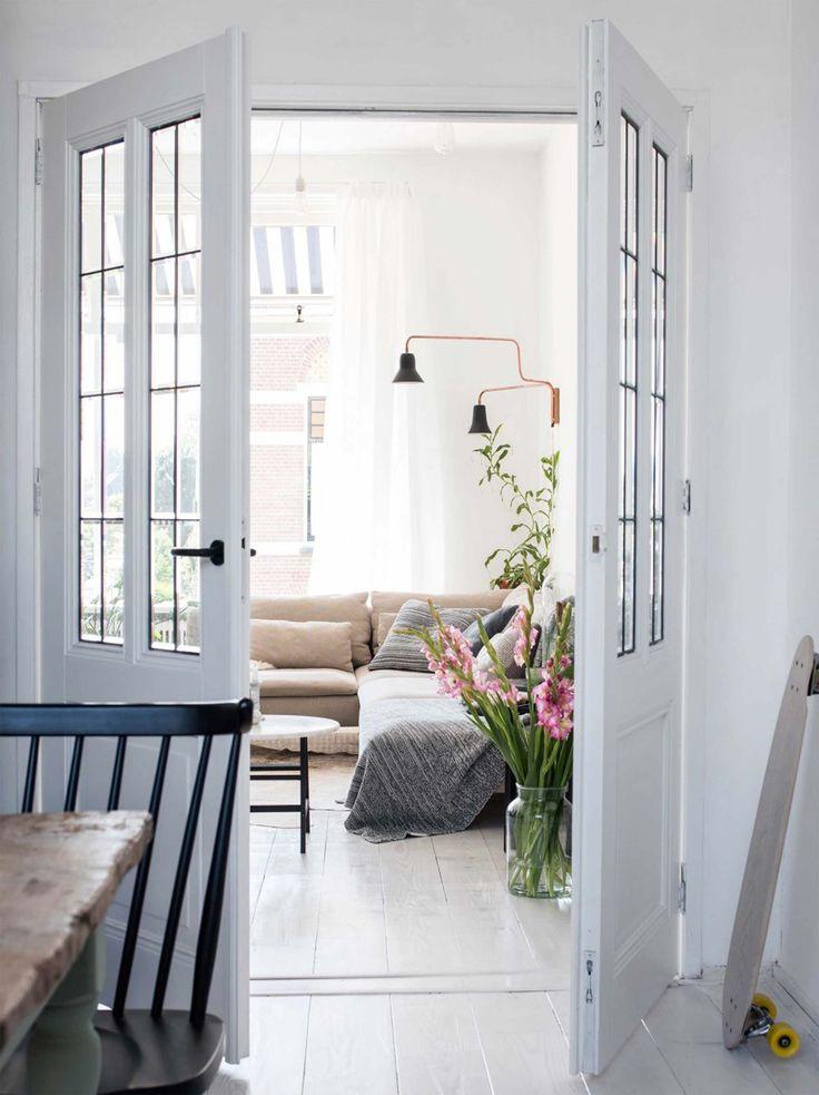 woonkamer | Livingroom | Photography Jansje Klazinga | Styling Emmy van Dantzig | Tekst Els Meyer | Bron: vtwonen 2 2016