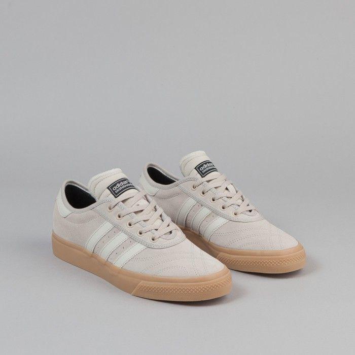 Adidas Adi-Ease Premier Shoes - Mist Stone / Core Black / Gum