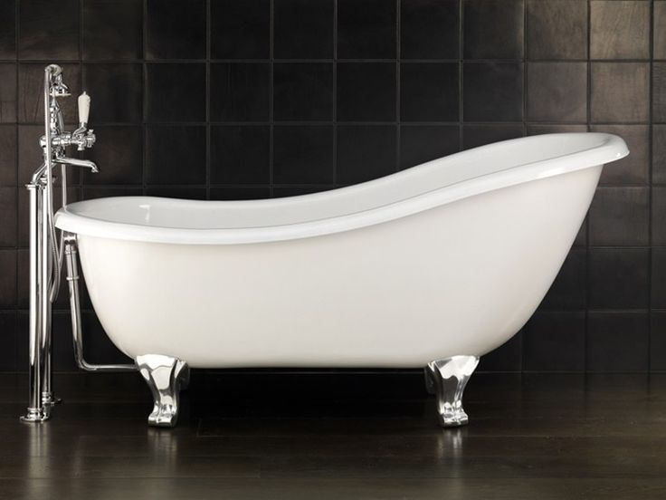vasca da bagno centro stanza in ghisa regina by devondevon