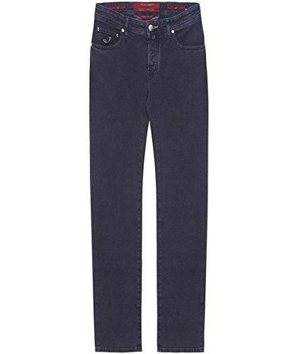 Jacob Cohen Straight Leg Vintage Comfort Jeans Blue