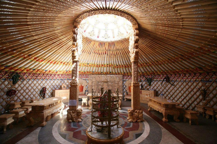 mongol ger A ger is a traditional mongolian dwelling and is very durable our gers are made  of wood, felt and other natural insulation materials gers are designed to.