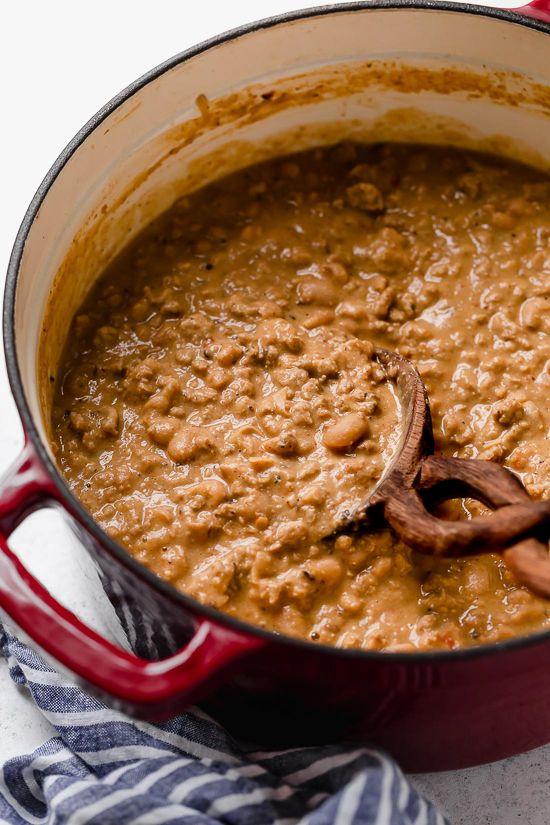 White Bean Turkey Chili Recipe Recipe White Bean Turkey Chili White Bean Turkey Chili Recipe Chili Recipes