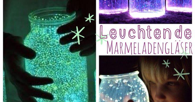 Wow! Was für eine Idee! Diese leuchtenden Marmeladegläser sind etwas vom genialsten, das ich in letzter Zeit gesehen habe. Sie können...