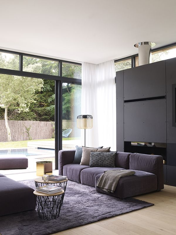 39 best Interior Design images on Pinterest Living spaces, Lounges