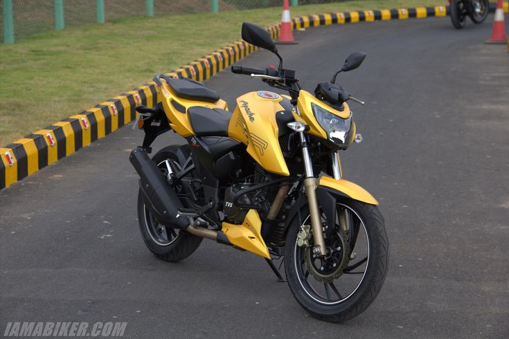 TVS Apache RTR 200 image gallery