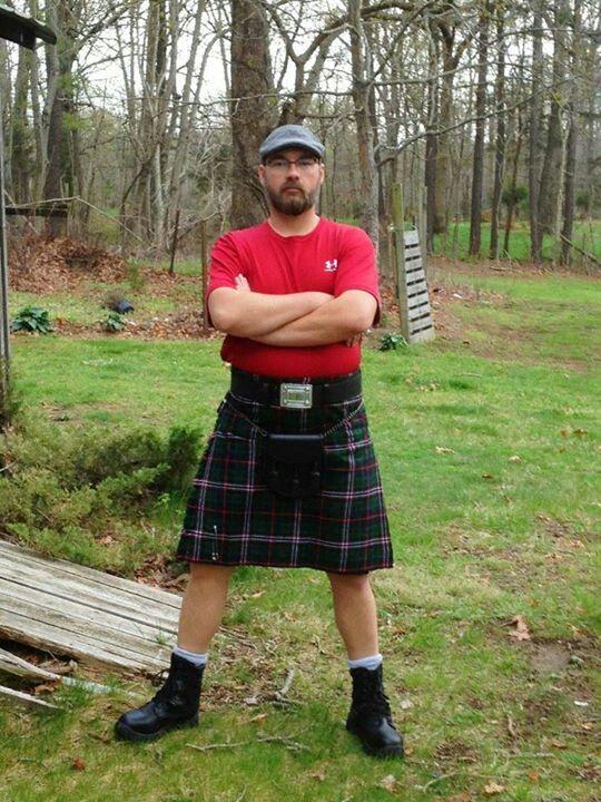 My fav kilt i own...Heritage of Scotland