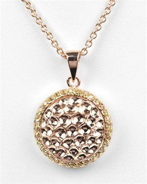 ClassicDiamondHouse CZ SMALL ROUND HAMMERED PENDANT - Incl. ClassicDiamondHouse Free Gift Box & Cleaning Cloth ClassicDiamondHouse. $43.00. Wow!Packed in a Beautiful Engraved box And Free Cloth. Save 66% Off!