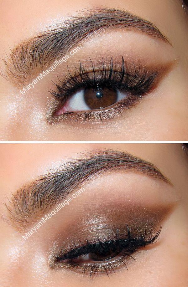 My recreation of Sofia Vergara's Emmy's eye makeup. All details & how-to's: http://www.maryammaquillage.com/2012/10/caramela-chocolata-como-sofia.html