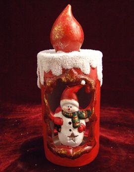 Pin de mary en velas navide as pinterest velas navide as adornos de navidad y velas for Velas navidenas