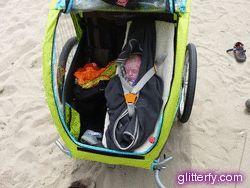 hang the baby Fietsen met een baby - 5 - Berichtjes aan alle mama's - Allerlei