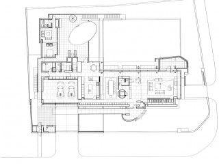 Tan House – Richard Meier & Partners Architects
