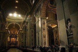 Vaticano, Basílica De San Pedro, Italia