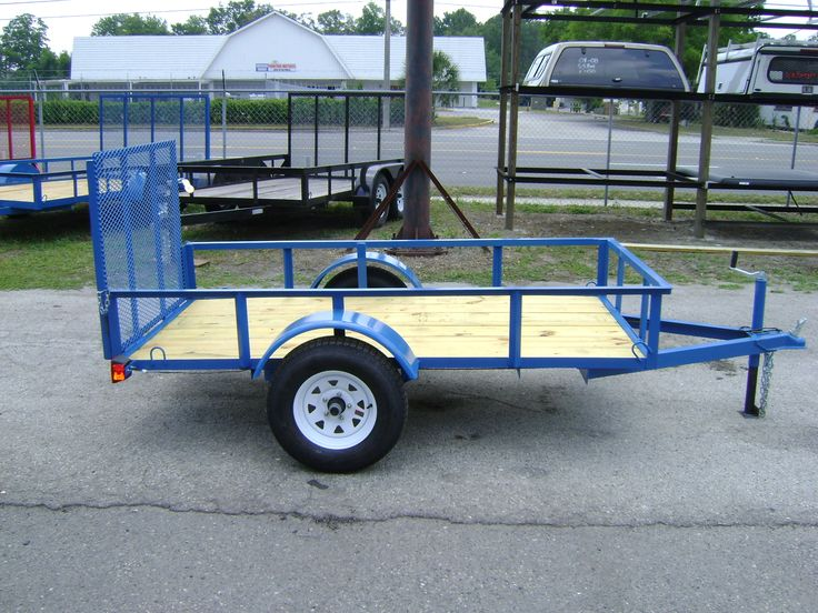 11 best Utility Trailers images on Pinterest | Utility trailer ...