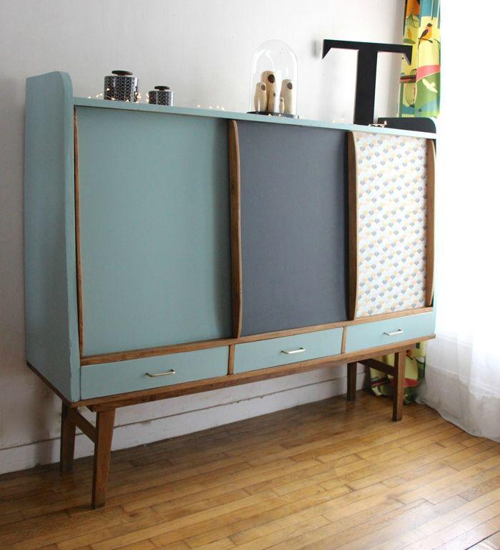 17 meilleures images propos de relooking meuble sur for Meuble en vrac