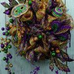 Mardi Gras Archives - Trendy Tree Blog| Holiday Decor Inspiration | Wreath Tutorials|Holiday Decorations| Mesh & Ribbons