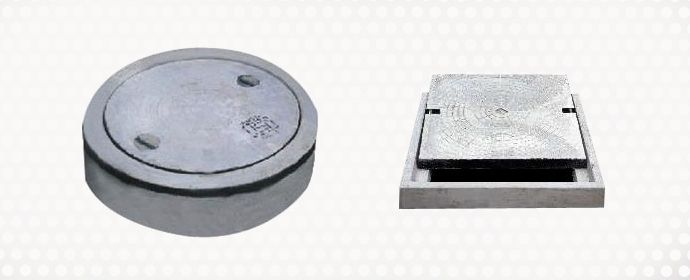 Steelsparrow is an online source for GRP / FRP Rectangular Thermodrain  Manhole Cover With Frame tested for passing Truck / Trailor load (20 MT). We ship to all over India the Gully covers, Manhole covers and Water tank covers to our customers @ www.steelsparrow.com