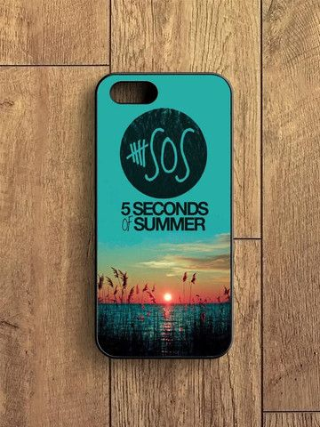 5 Seconds Of Summer (2) iPhone 5S Case