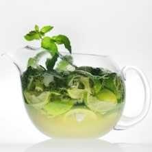 Sizzling lime - Recept - Tasteline.com
