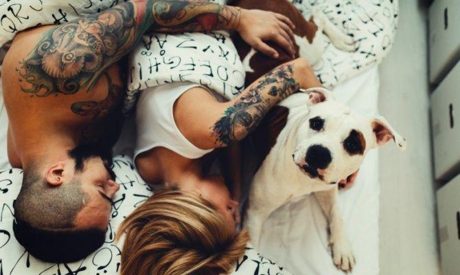 11 ottime ragioni per fidanzarsi con i cinofili