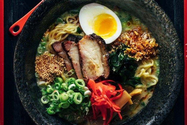 Ramen at Ramen-san | 14 Chicago Foods That Are Worth Traveling For