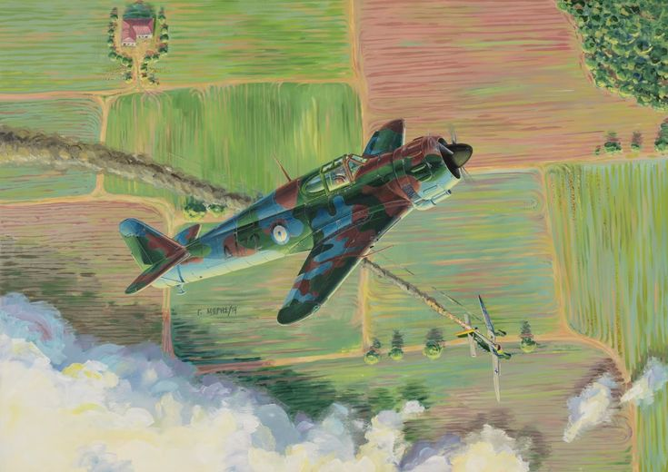 April 15, 1941: The last dogfight of the Hellenic Royal Air Force vs the Luftwaffe