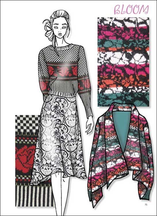 Close-Up Stylebook Knit Vol. 4 A/W 2016/2017