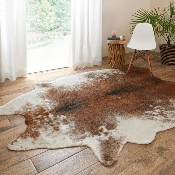 Overstock Com Online Shopping Bedding Furniture Electronics Jewelry Clothing More Faux Cowhide Area Rug Ivory Rug Faux Cowhide Rug