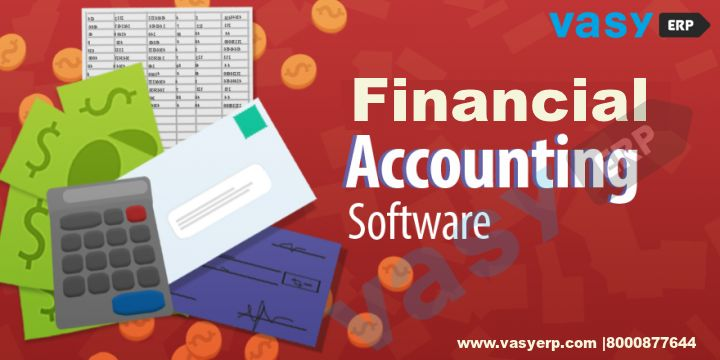 VASYERP application is very helpful in many ways for an entrepreneur/organization be it big or small. The application does online financial accounting work also, which means you can get monthly updates by the application, generating an automated financial report & lets you know about the financial condition about the organization.