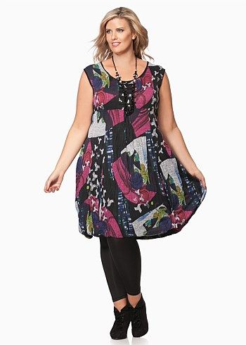 #TS Detroit Dress #plussize #curvy