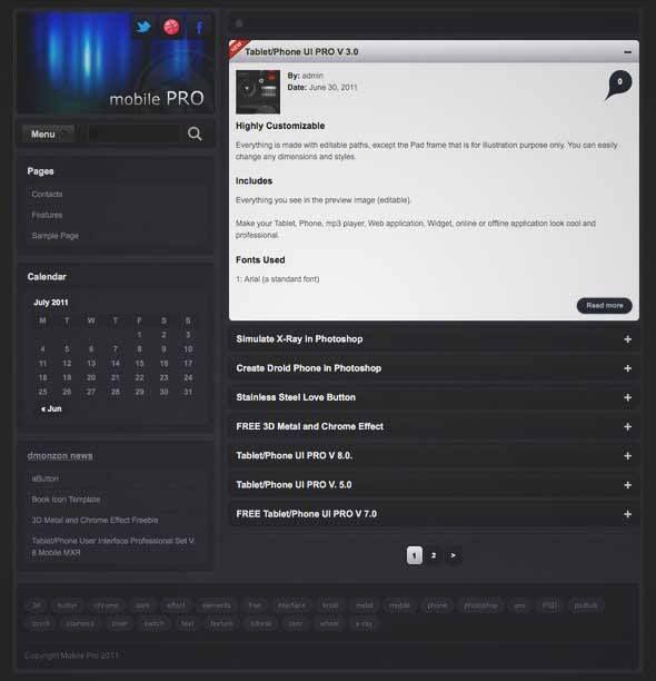 Mobile Pro Wordpress Theme | DOWNLOAD & REVIEW {Download & review at|Review and download at} {|-> }http://best-wordpress-theme.net/mobile-pro-download-review/