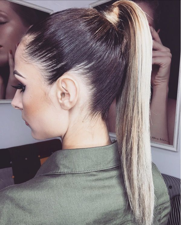 Ponytail trends 2017