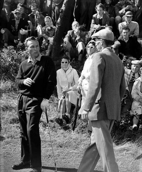 Arnold Palmer, 1961 British Open, History of British Open Style   GOLF.com