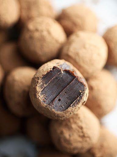 Chocolate Coffee Truffles Recipe on Yummly