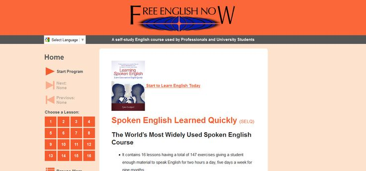 Free English Now – An English Speaking Course - an #Englishspeaking course for uni students and professionals - see the review - http://www.findenglishlessons.net/free-english-now/