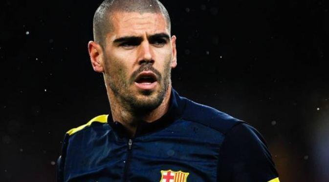 Valdes tertarik dari pelapis Buffon di Juventus.